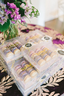Event favors- macaroons