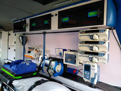 DEDICATED ICU AMBULANCE SERVICES