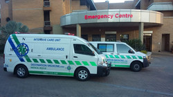 INTENSIVE CARE AMBULANCES