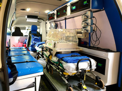 NEONATAL ICU AMBULANCES