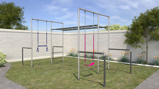 - Funky Monkey Bars -