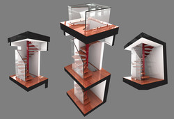 Spiral Stairs Presentation