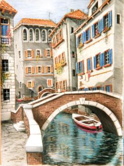 Venice in pastel
