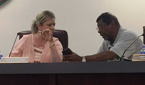 City approves bid to move forward with utility relocation