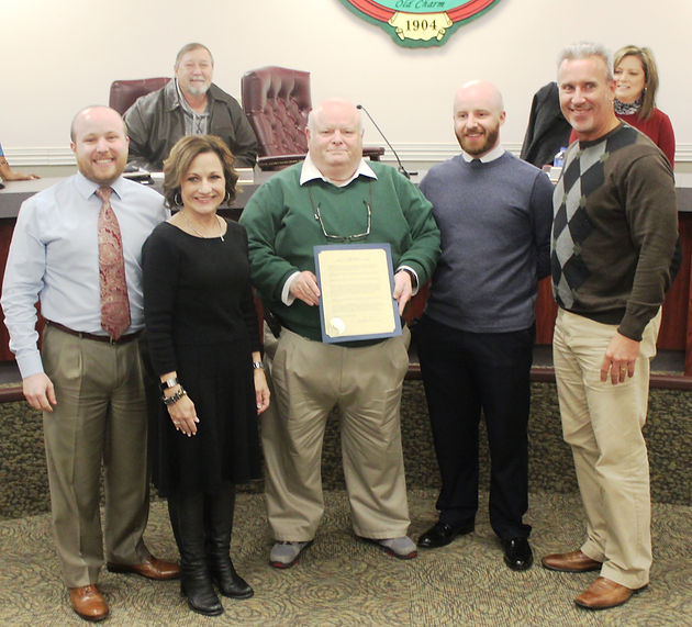City Council Recognizes Mcdonald Funeral Home For 100 Years Of