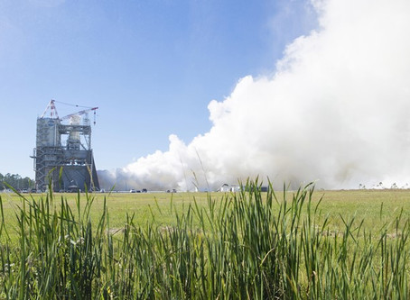 Stennis Space Center - NASA continues fall series of RS-25 tests