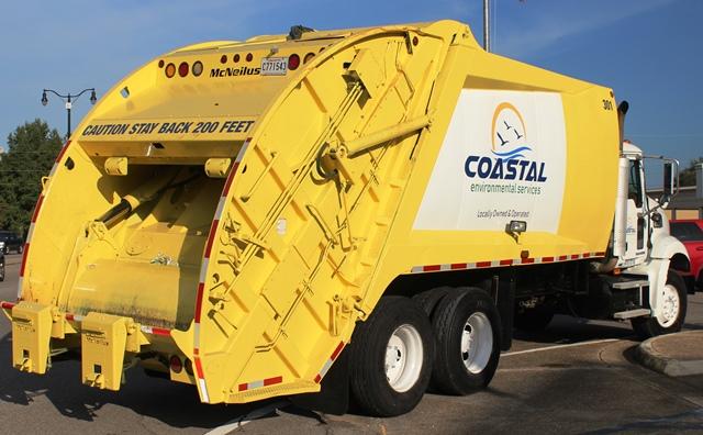 Coastal truck1