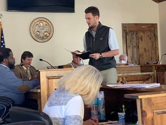 Supervisors hear about possible utility cost savings