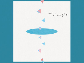 sakasa 1st EP『Triangle』12/18(Fri) Release!!