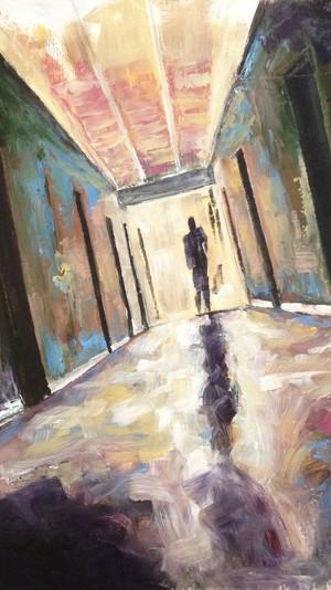 The Door_Acrylic_32 x 40_NFS - Ann Krone.jpg