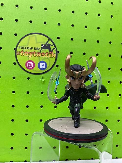 Qmx Q Fig Loki Marvel Comics