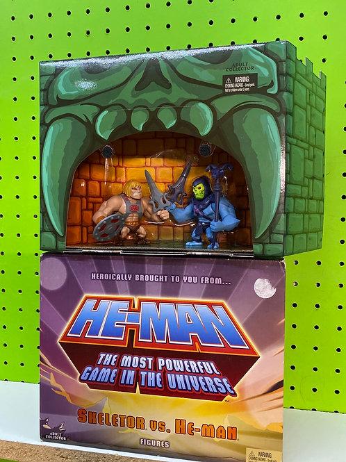 Mattel MOTU Minis He-Man & Skeletor