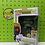 Thumbnail: TMNT Baxter Stockman GITD Nickelodeon Sticker