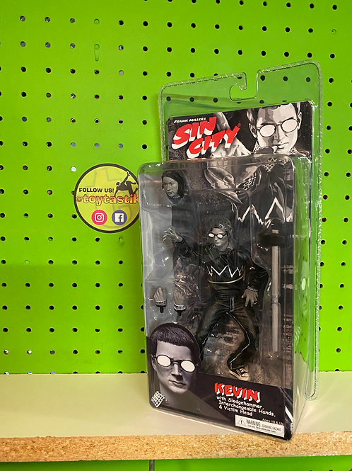 NECA Sin City Kevin Exclusive Black & White