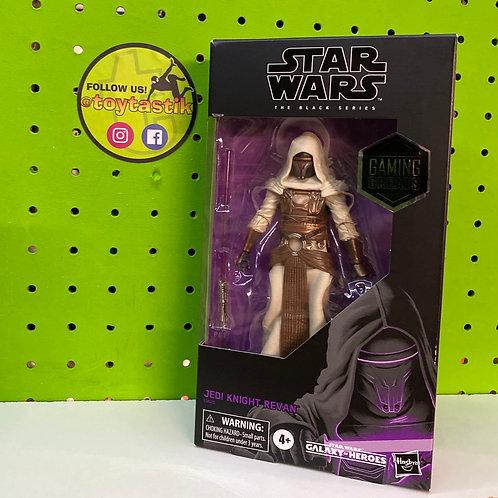 Star Wars Black JEDI Knight Revan