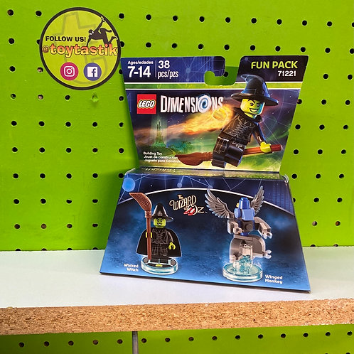 LEGO Dimensions Fun Pack Wicked Witch Wizard of Oz