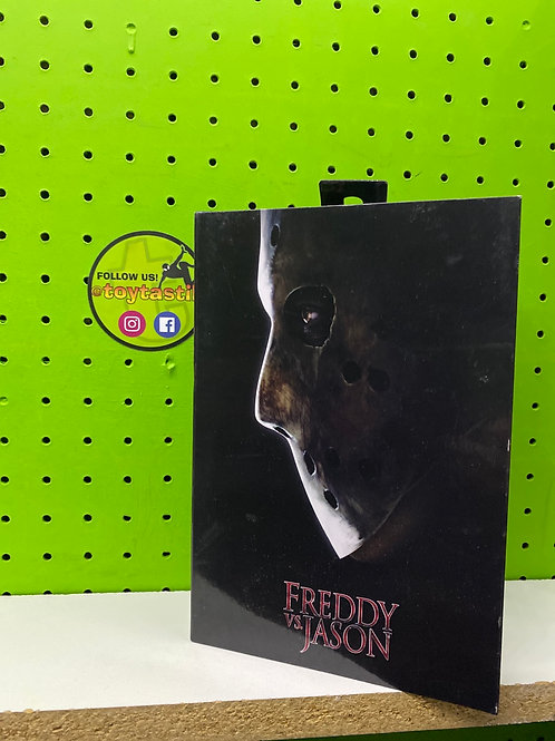 NECA Ultimate Jason Voorhees Freddy vs Jason