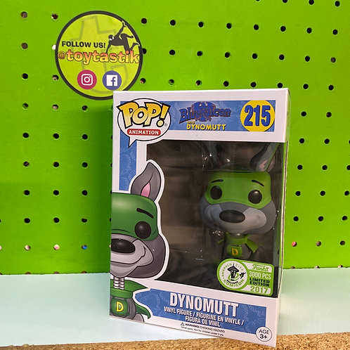 Funko Pop Vinyl Animation Dynomutt