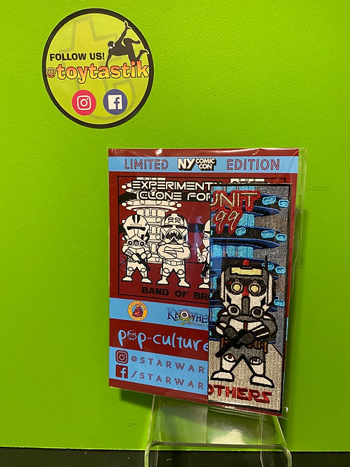 Star Wars Bad Batch Tech Patch NYCC Exclusive Limited Edition
