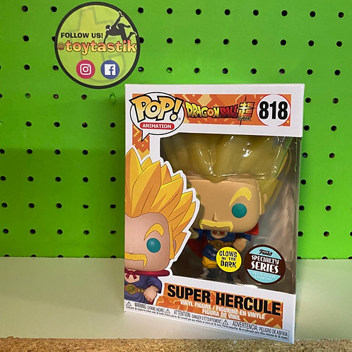 Funko Dragon Ball Super Hercule