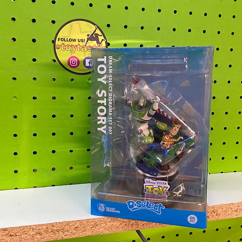 Beast Kingdom D-Select D-Stage Disney Toy Story
