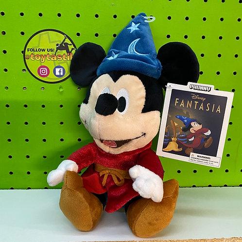 Kidrobot Disney Fantasia Sorcerer Mickey Mouse 80th Anniversary Plush Toy