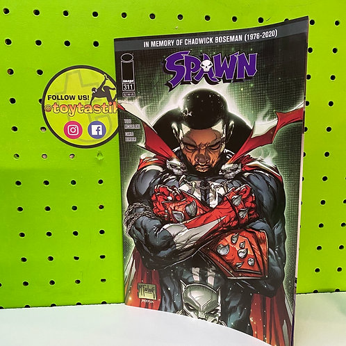 Image Comics Spawn #311 Cover B McFarlane
