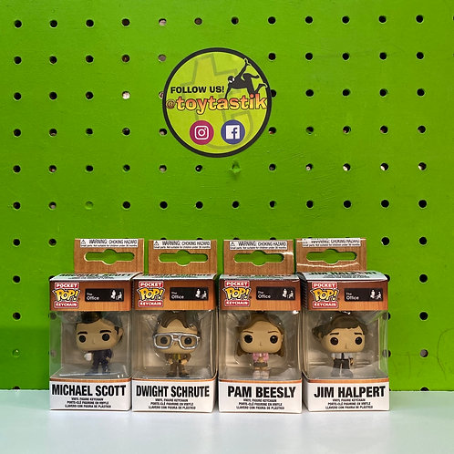 Funko The Office Keychain Set of Four