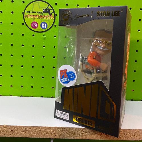 Minico Figures Stan Lee Orange Sweater Exclusive