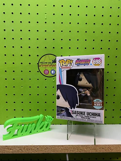 Naruto Boruto Sasuke Uchina with Cape