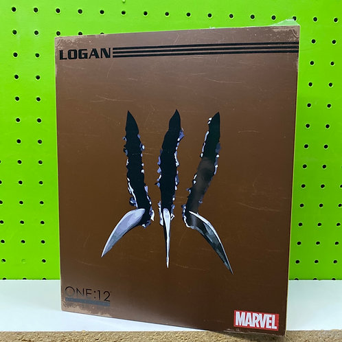 MEZCO One:12 Collective Logan Wolverine