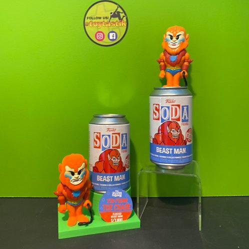 Soda - MOTU - Beast Man - Chance at Chase