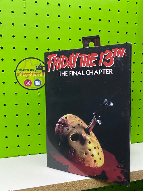 NECA Ultimate Jason Voorhees The Final Chapter