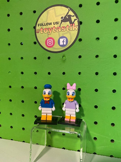 Donald & Daisy Duck Disney LEGO