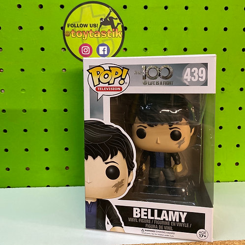 Funko Pop Vinyl The 100 Bellamy Blake