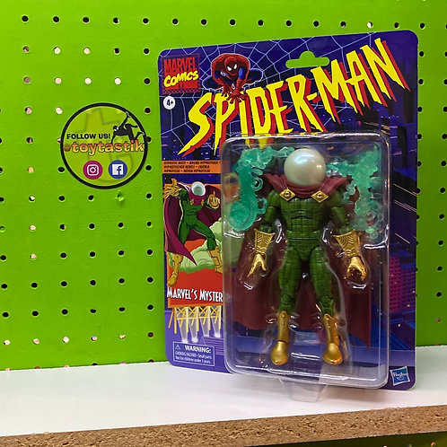 Marvel Legends Spider-Man Animated Mysterio