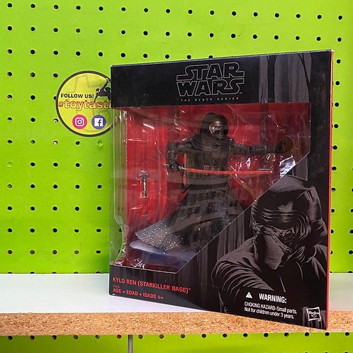 Star Wars Black Kylo Ren Starkiller Base