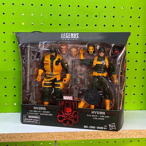 Hasbro Marvel Legends Hydra Enforcer & Soldier