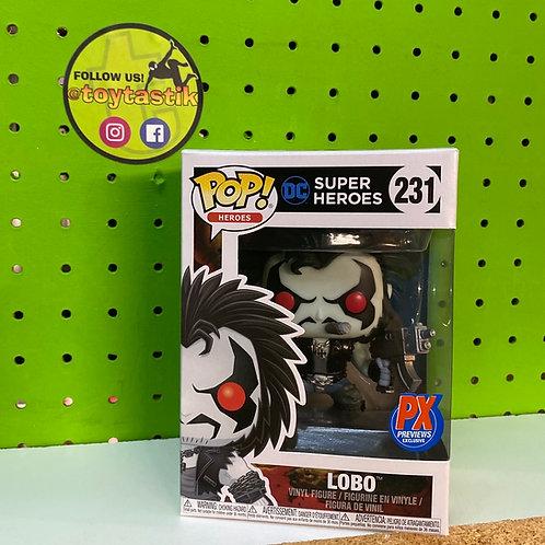 Funko Pop Vinyl DC Lobo PX Exclusive