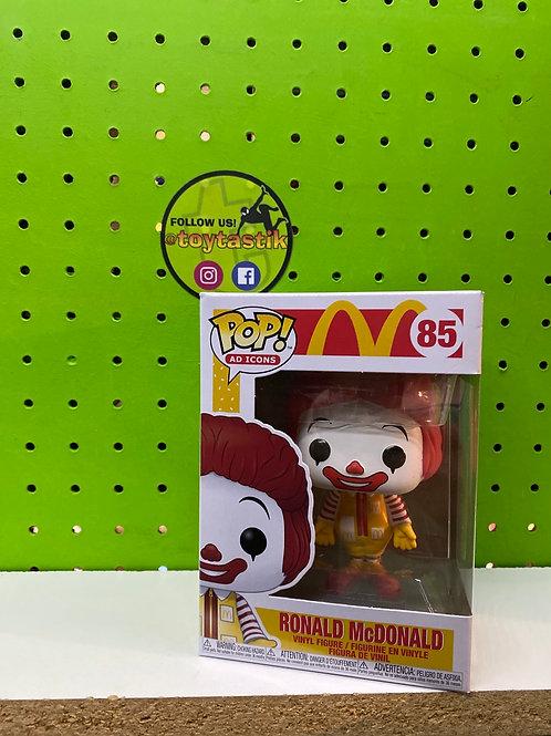 POP! Ad Icons: McDonald's Ronald McDonald