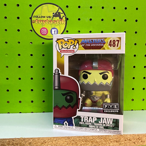 Funko Pop Vinyl Trap Jaw Exclusive