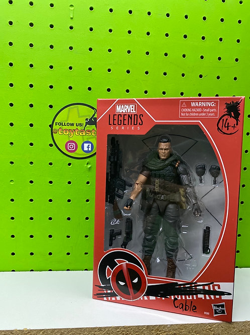 Marvel Legends 80th Anniversary Cable