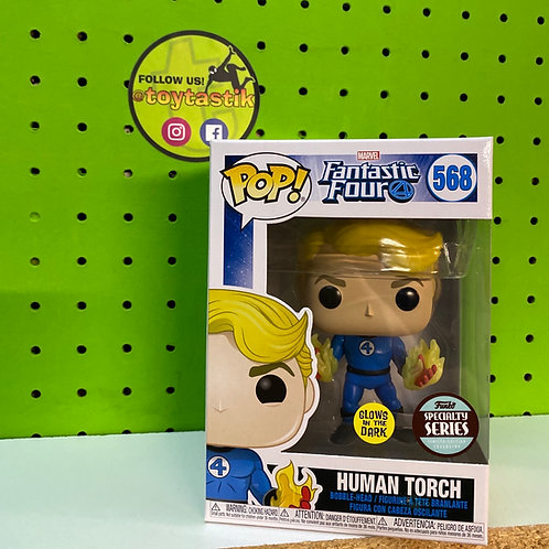 Funko Specialty Series Human Torch