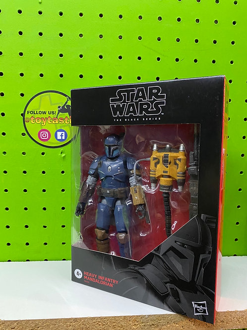 Heavy Infantry Mandalorian Star Wars Black Series