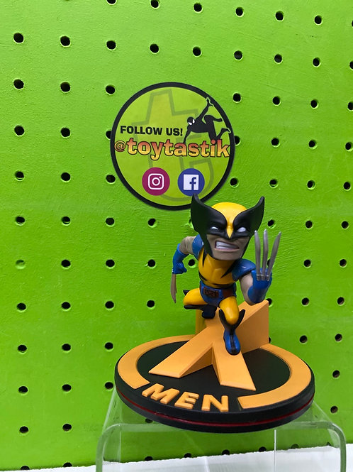 Qmx Q Fig X-men Wolverine Marvel Comics
