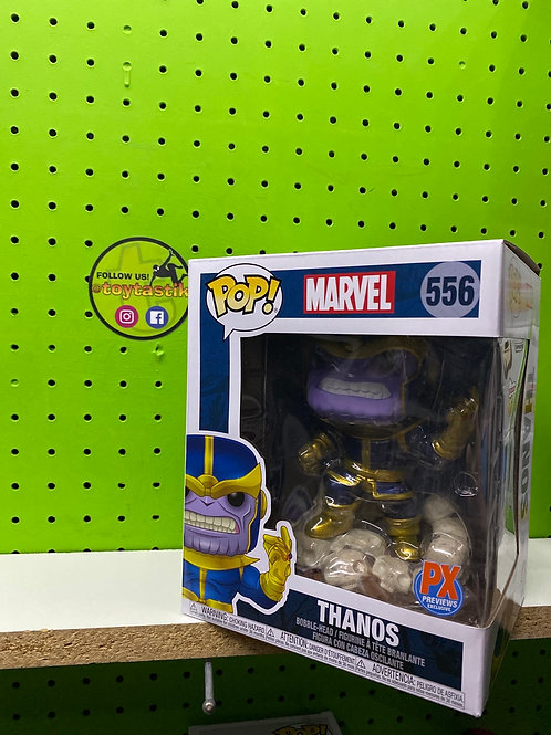 Funko Pop Vinyl Thanos Glow Exclusive