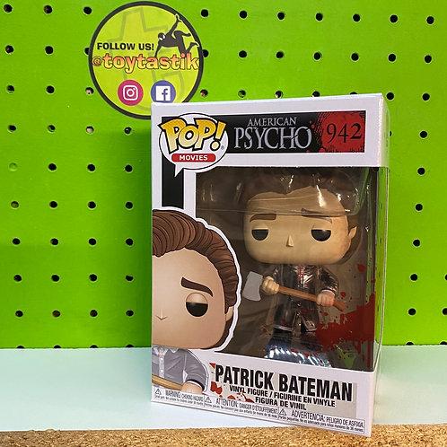 Funko American Psycho Patrick Bateman