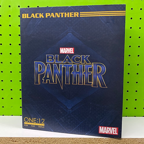 MEZCO One:12 Collective Black Panther