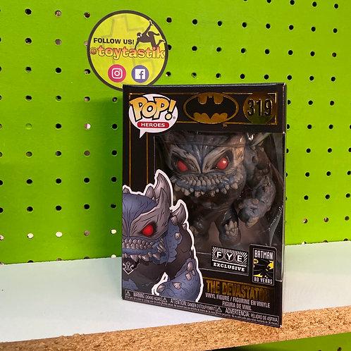 Funko Pop Vinyl DC Batman The Devastator