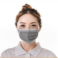 Quality 4 Ply Non Woven Face Mask With E